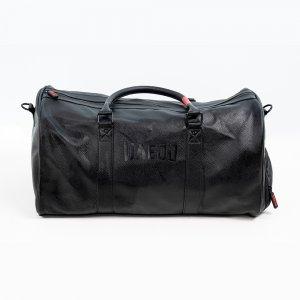 Sports Bag Leather Black